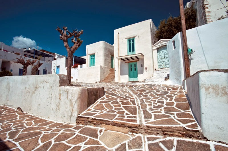 Οι «Διαδρομές στη Μάρπησσα», της Πάρου