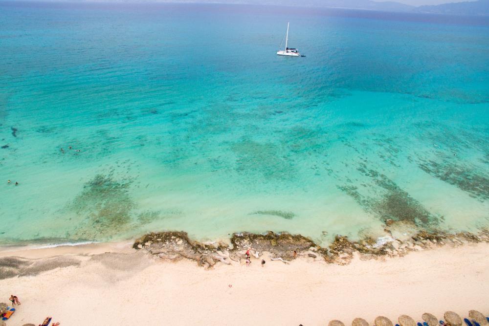 Η απόλυτη χαλάρωση στο νησάκι Χρυσή, Κρήτη