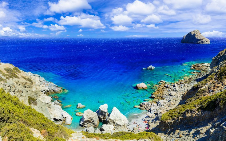 Αμοργός, στα Φεστιβάλ του νησιού, Διεθνές Τουρνουά Ελεύθερης Κατάδυσης - Internasional Free Diving Race