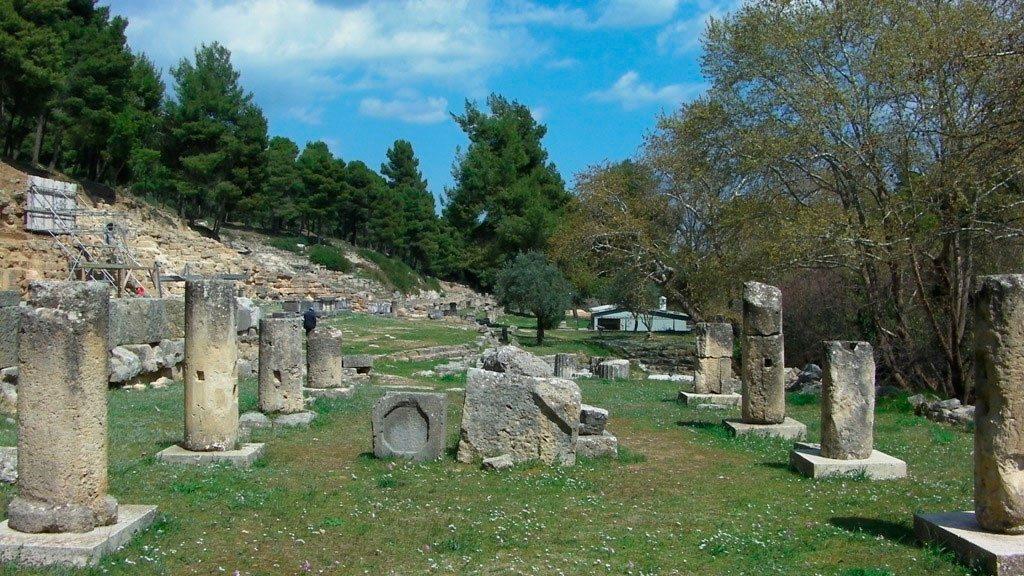 Αρχαίος Ωρωπός – Αρχαιολογικός χώρος Αμφιάρειου
