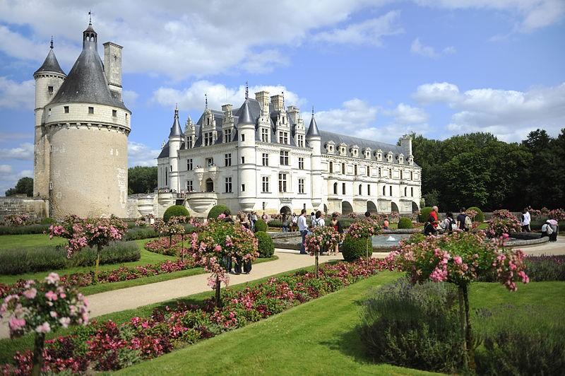 Στο παραμυθένιο Κάστρο των Κυριών της Γαλλίας - Château de Chenonceau