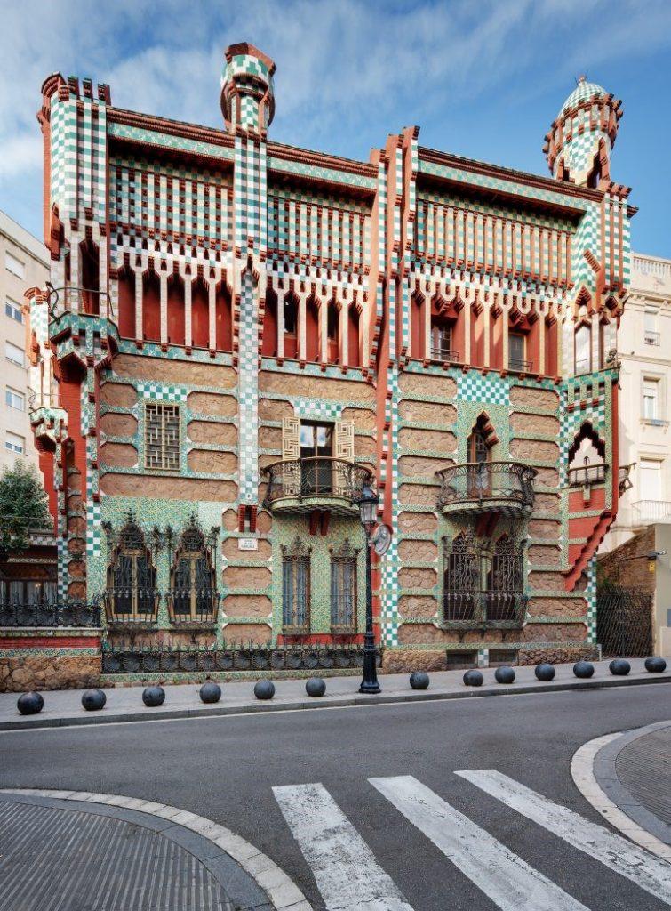 Casa Vicens, Antoni Gaudi, Βαρκελώνη