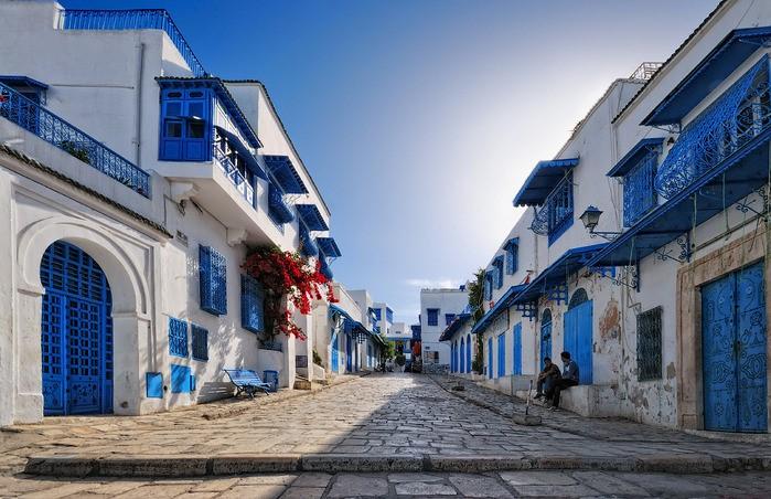 Sidi Bou Said, ο «Παράδεισος» της Τυνησίας