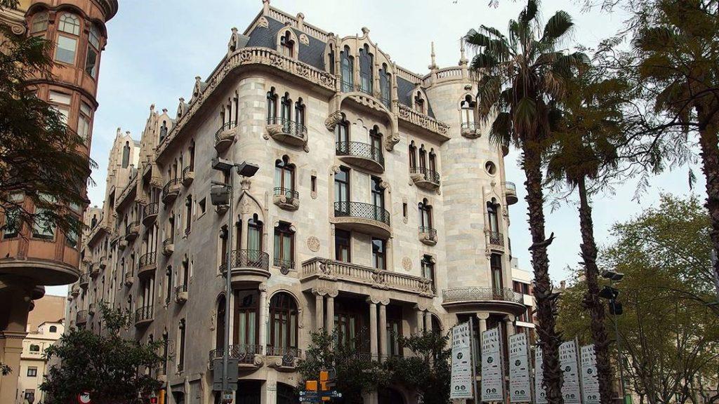 Casa Fuster Hotel, Βαρκελώνη, μια ταράτσα με την ωραιότερη θέα της πόλης