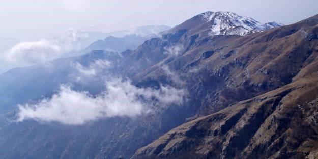 Ορειβασία στο μονοπάτι της Εικοσιφοίνισσας του Παγγαίου Όρους
