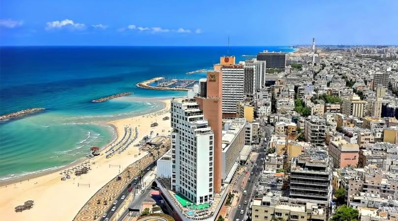 Τελ Αβίβ - Tel Aviv, Ισραήλ, ο «ανοιξιάτικος λόφος» της Mεσογείου