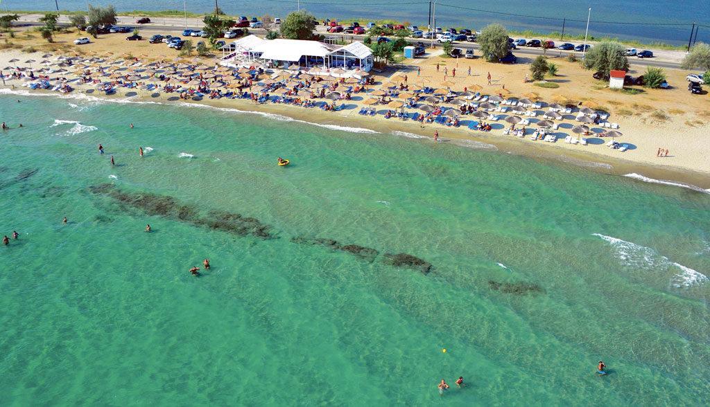Φανάρι και Αρωγή, οι κοσμοπολίτικες παραλίες της Κομοτηνής