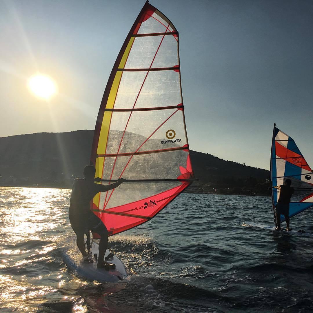 Παραλίες για WindSurfing στην Ελλάδα