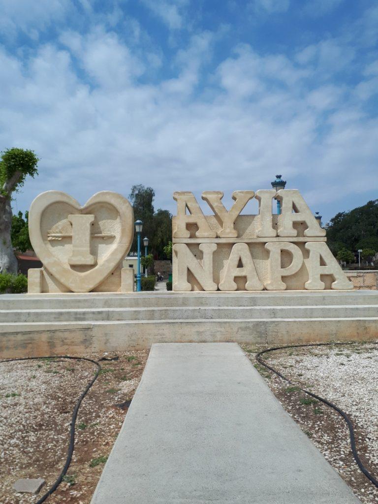 Αγία Νάπα - Ayia Napa - Santa Napa, Κύπρος